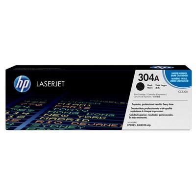 HP 304A CC530A Siyah Toner