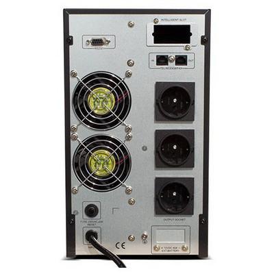 Necron Dt Serisi 2kva 5/15 Dk Lcd 0,9 Ups Kesintisiz Güç Kaynağı