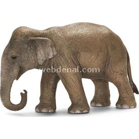 Schleich Asya Fili Dişi Figür 16 Cm Figür Oyuncaklar