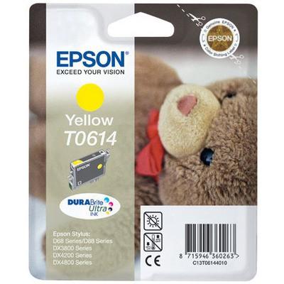 Epson T0614 Sarı Kartuş
