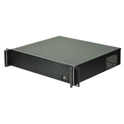 TGC -2380 2u Kısa Alüminyum Server Kasa