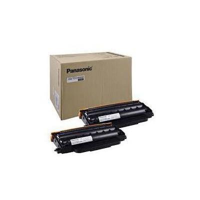 Panasonic Dq-tcc008xd Dp-mb310tk 2 Li Paket Siyah  (8.000 Sayfa X 2 ) Toner