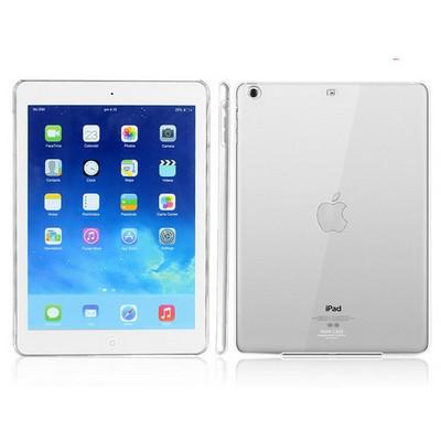 Microsonic Smart Cover Uyumlu Kristal Şefffaf Ipad Air Ipad 5 Kılıf Tablet Kılıfı