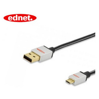 Ednet ED-84187 USB Kablolar