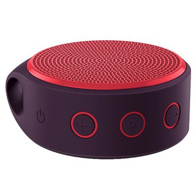 Logitech X100 WIRELESS RED SPEAKER 984-000366 Speaker