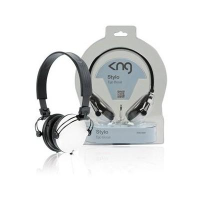 König Kng-5060 Stylo Ego Boost - Whıte Kafa Bantlı Kulaklık