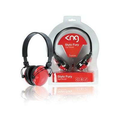 König Kng-5070 Stylo Ego Boost - Red Kafa Bantlı Kulaklık