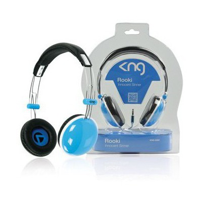 König Kng-5080 Rookı Innocent Sınner - Blue Kafa Bantlı Kulaklık