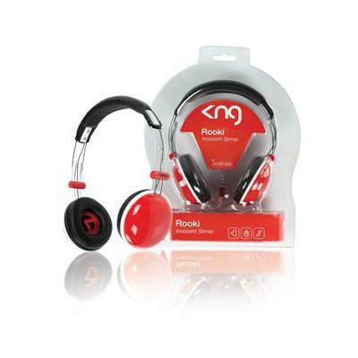 König Kng-5100 Rookı Innocent Sınner - Red Kafa Bantlı Kulaklık