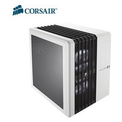 Corsair Carbide Air 540 Beyaz Pencereli Cube  ( Psu Yok ) Kasa