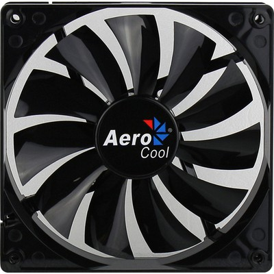 Aerocool Dark Force 14cm Siyah Kasa Fanı (AE-CFDF140BK)