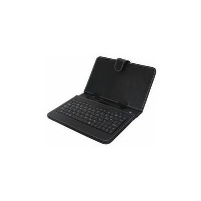"""Codegen Ckl-07kl 7"""" Tabletler Ile Uyumlu Q Türkçe Klavyeli Standlı Deri Tablet Kılıfı Tablet Standı"""