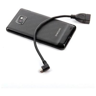 Dark DK-CB-MICROTG2 Tablet/Telefon Uyumlu Micro USB 2.0 OTG Kablosu Yazıcı Kabloları