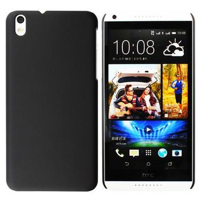 Microsonic Premium Slim Kılıf Htc Desire 816 Siyah Cep Telefonu Kılıfı