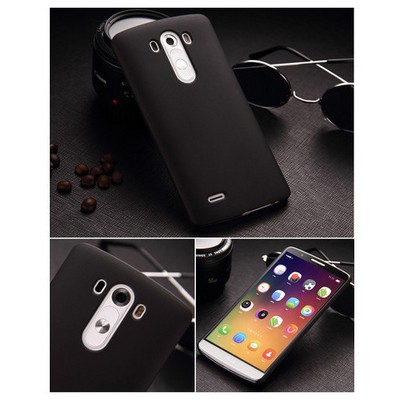 Microsonic Premium Slim Kılıf Lg G3 Siyah Cep Telefonu Kılıfı