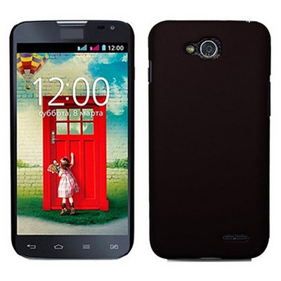 Microsonic Premium Slim Kılıf Lg L90 Siyah Cep Telefonu Kılıfı