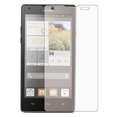 Microsonic Ultra Şeffaf Ekran Koruyucu Huawei G700 Film Ekran Koruyucu Film