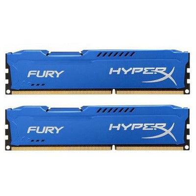 Kingston HyperX Fury 2x4GB Bellek - HX316C10FK2/8