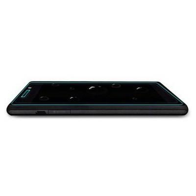Microsonic Temperli Cam Ekran Koruyucu Sony Xperia M2 Film Ekran Koruyucu Film