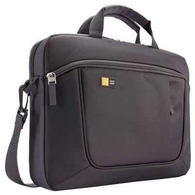 """Caselogic Caaua314 14.1"""" Uyumlu Ultrabook Çantası Siyah Renk Laptop Çantası"""