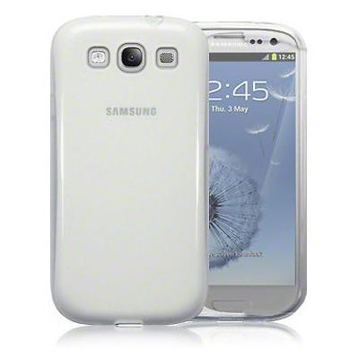 Microsonic Samsung Galaxy S3 Clear Soft Şeffaf Kılıf Cep Telefonu Kılıfı