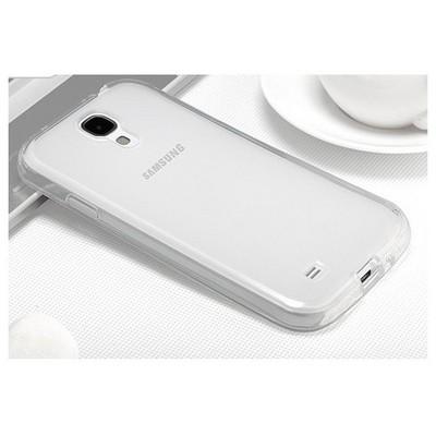 Microsonic Samsung Galaxy S4 Clear Soft Şeffaf Kılıf Cep Telefonu Kılıfı