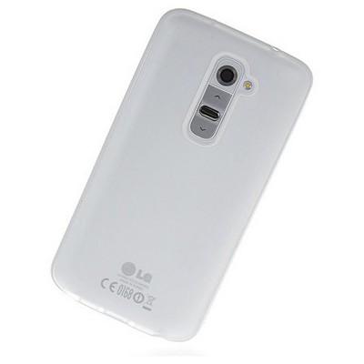 Microsonic Lg G2 Clear Soft Şeffaf Kılıf Cep Telefonu Kılıfı