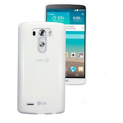 Microsonic Lg G3 Clear Soft Şeffaf Kılıf Cep Telefonu Kılıfı