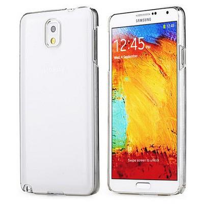 Microsonic Samsung Galaxy Note 3 Clear Soft Şeffaf Kılıf Cep Telefonu Kılıfı