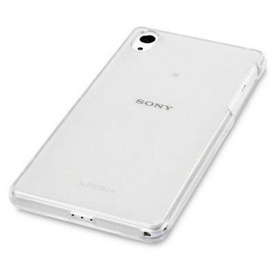 Microsonic Sony Xperia Z2 Clear Soft Şeffaf Kılıf Cep Telefonu Kılıfı