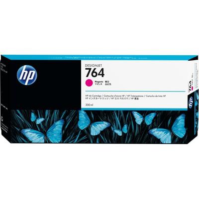 HP 764 Kırmızı Kartuş C1Q14A