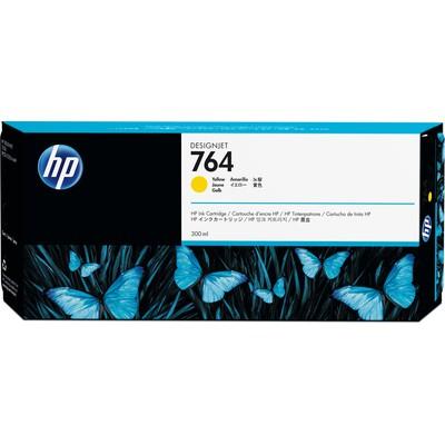 HP 764 Sarı Kartuş C1Q15A