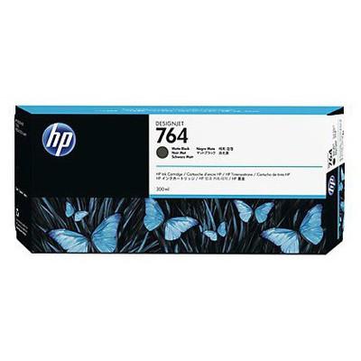 HP 764 Mat Siyah Kartuş C1Q16A