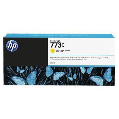 HP C1Q40A Yellow Mürekkep  (773C) Kartuş