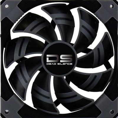 Aerocool Ae-cfds140bk Dead Silence 14cm Siyah Sessiz Kasa ı Fan