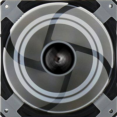 Aerocool Dead Silent 14cm Siyah Kasa Fanı (AE-CFDS140BK)