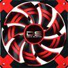 Dead Silence 14cm Kırmızı LEDli Fan (AE-CFDS140RD)