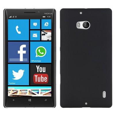 Microsonic Premium Slim Nokia Lumia 930 Kılıf Siyah Cep Telefonu Kılıfı