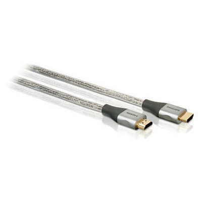 Philips Swv3433s/10 Hdmı Kablo,3d,ultra Hd2160p,3m HDMI Kablolar