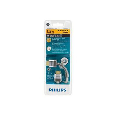 Philips Swv3492s/10 Hdmı Kablo,ultra Hd 2160p,1,5m HDMI Kablolar