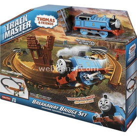 Fisher-price Thomas Köprüden Kaçış Macerası Oyun Seti Erkek Çocuk Oyuncakları