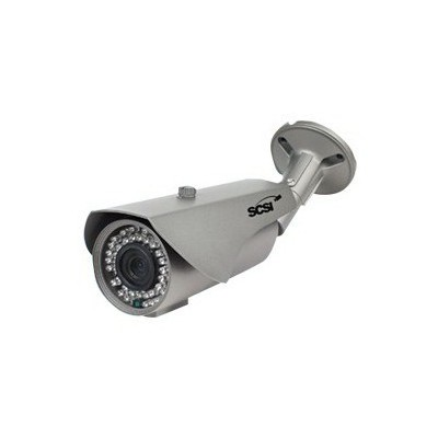 "Scsi Soc-l720r 1/3"" Cmos, 700tvl, 6mm Lens, 42 Adet Ir Led, Ir Cut, Ayak Dahil Güvenlik Kamerası"