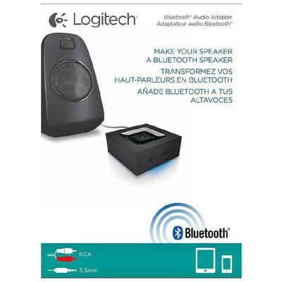 Logitech Bluetooth Audio Adaptör 980-000912 Çevirici Adaptör