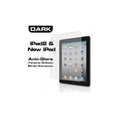 Dark Dk-ac-ıpsp05 Ipad 2/3/4 Tabletler Ile Uyumlu, Anti-glare Ekran Koruyucu Ekran Koruyucu Film