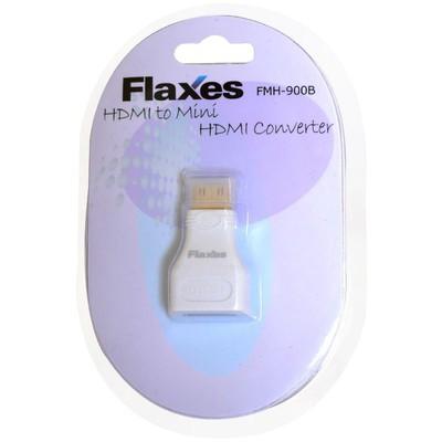 Flaxes Fmh-900b Flaxes Fmh-900b Hdmı - Mını Hdmı Çevirici Altın Uçlu Çevirici Adaptör
