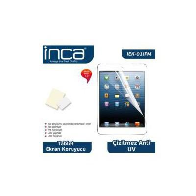 """Inca Iek-01ıpm 7,9"""" Ipad Mini Uyumlu Şeffaf Ekran Koruyucu Ekran Koruyucu Film"""
