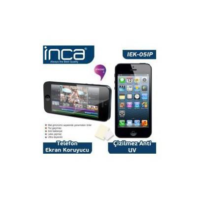Inca Iek-05ıp Iphone 5 Uyumlu Mat Şeffaf Ekran Koruyucu Ekran Koruyucu Film