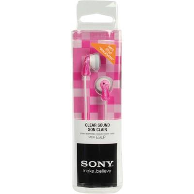 Sony MDRE9LPP.AE KULAKİÇİ KULAKLIK PEMBE Kulak İçi Kulaklık