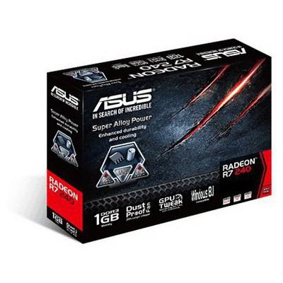 Asus Radeon R7 240 1G Ekran Kartı