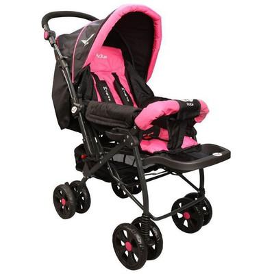 Mcrae Mc 750 Comfort Çift Yönlü Lux Bebek Arabası - Pembe Çift Yönlü Bebek Arabası